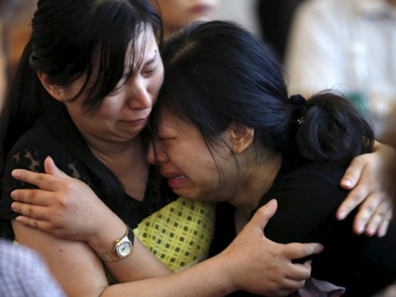 Ганц бие Хятад бүсгүйчүүдийн зовлон