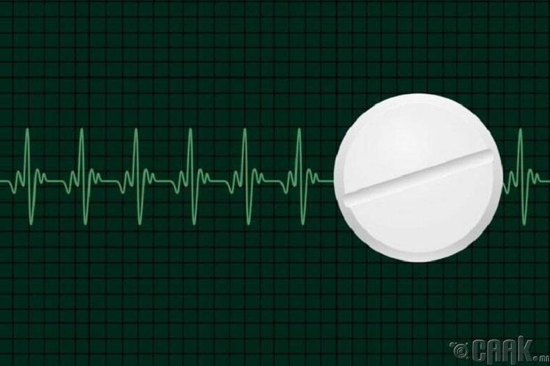 Эмэгтэйчүүд зүрхний өвчинд бага өртдөг