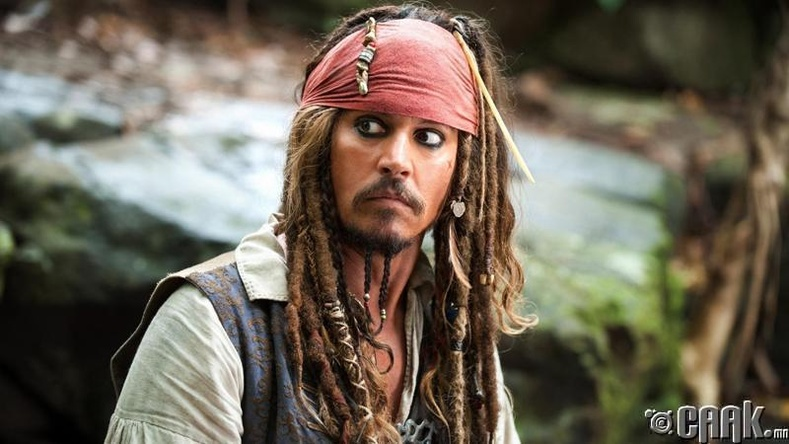 "Жек Спарров (Jack Sparrow), ""Pirates of the Caribbean"""