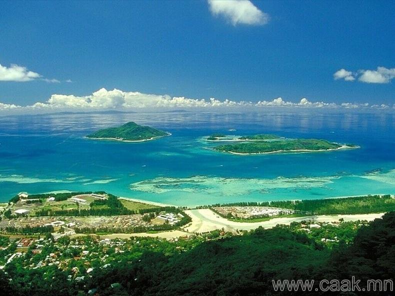 Сейшелийн арлууд
