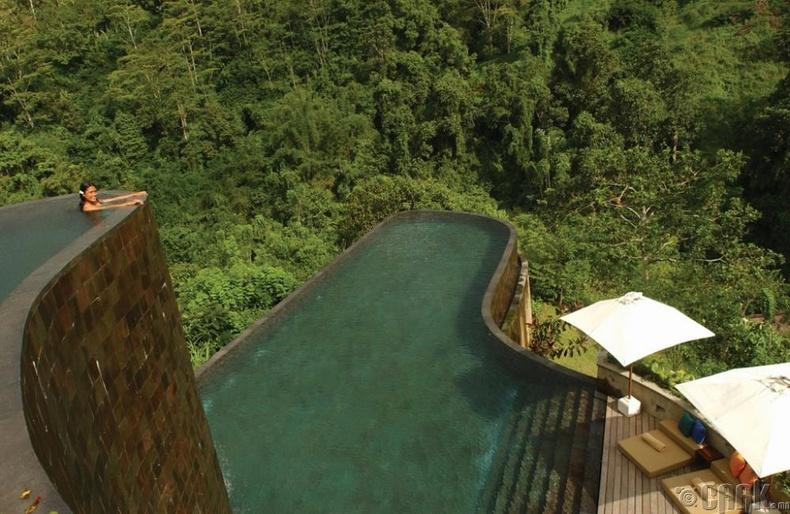"""Ubud Hanging Gardens"" зочид буудал, Индонез"