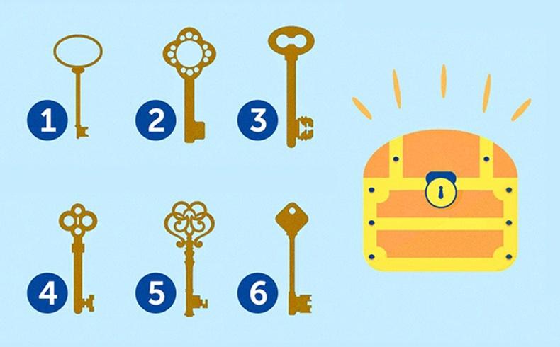 Та аль түлхүүрийг сонгох вэ? (сонжоо)