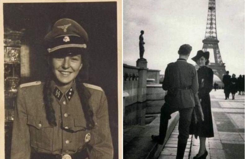"""Нацист эзлэн түрэмгийлэгчдийн """"амраг"""" болсон франц бүсгүйчүүдийн төрх"""