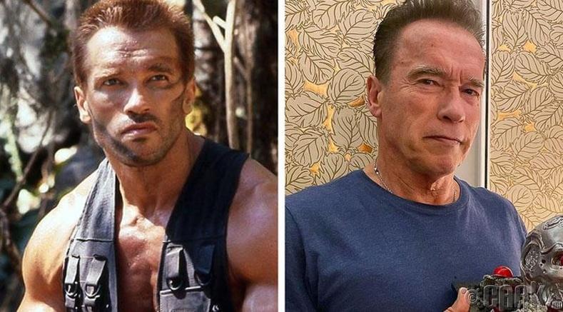 Жүжигчин Арнольд Шварцанеггер (Arnold Schwarzanegger) - 72 настай