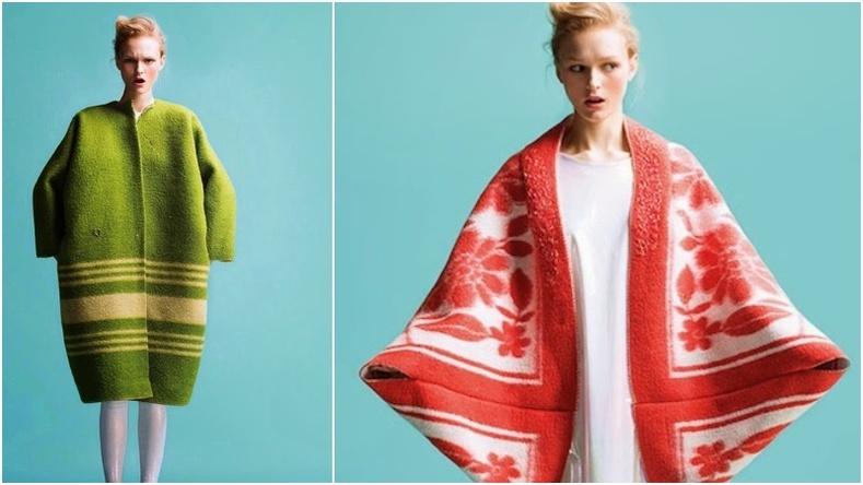 """Бидний хэрэглэдэг """"орос одяль"""" загварын хувцас болжээ"""