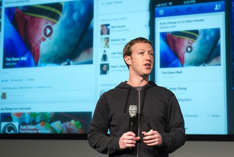 Фэйсбүүкийн тухай сонирхолтой баримтууд