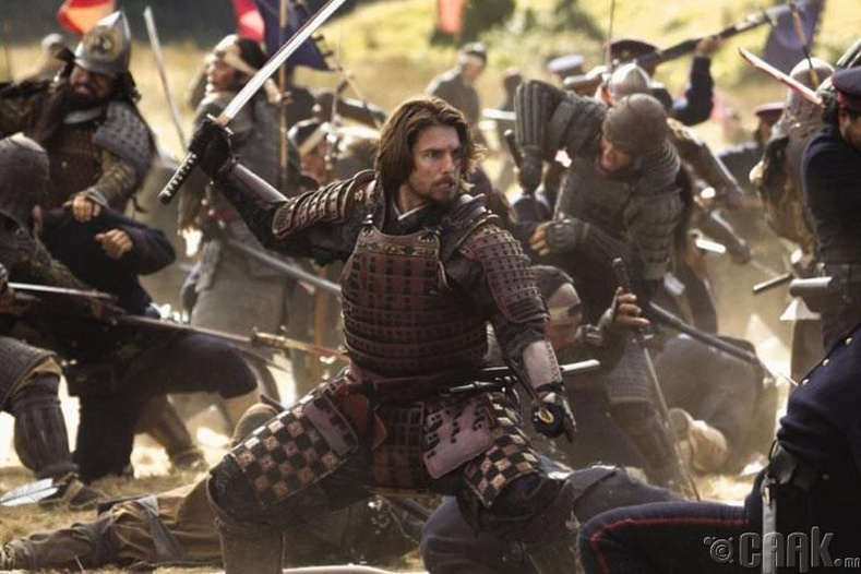 Сүүлчийн Самурай (The Last Samurai)