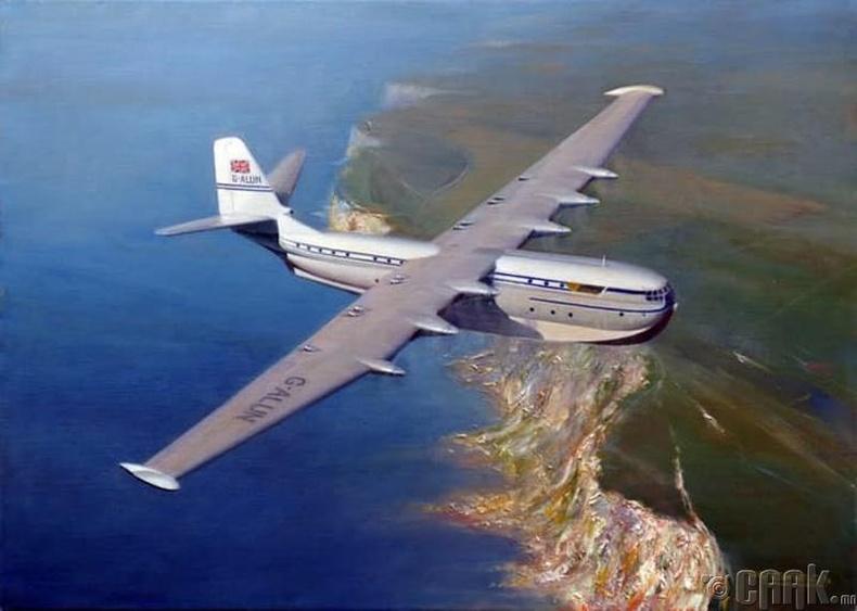 """""""AG600"""" усан замын нисэх онгоц"""