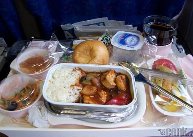 """""""Turkish Airlines""""-ийн энгийн зэрэглэл"""