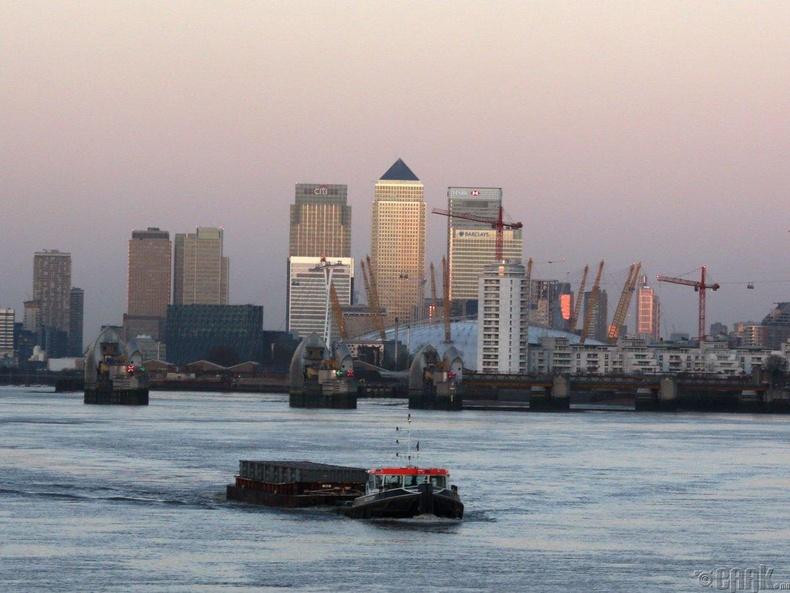 Англи улс, Лондон хотын зүүн өмнөд хэсэг - 58.3%