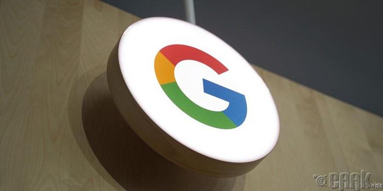 """""""Google""""-ээрнэгсекундэд дунджаар49 мянган удаагийнхайлт хийгддэг"""