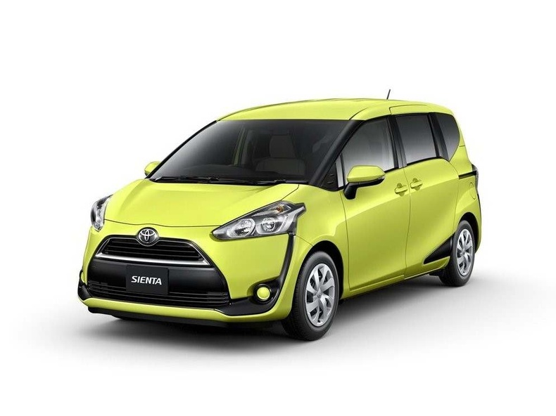 Toyota Sienta 2016-2017