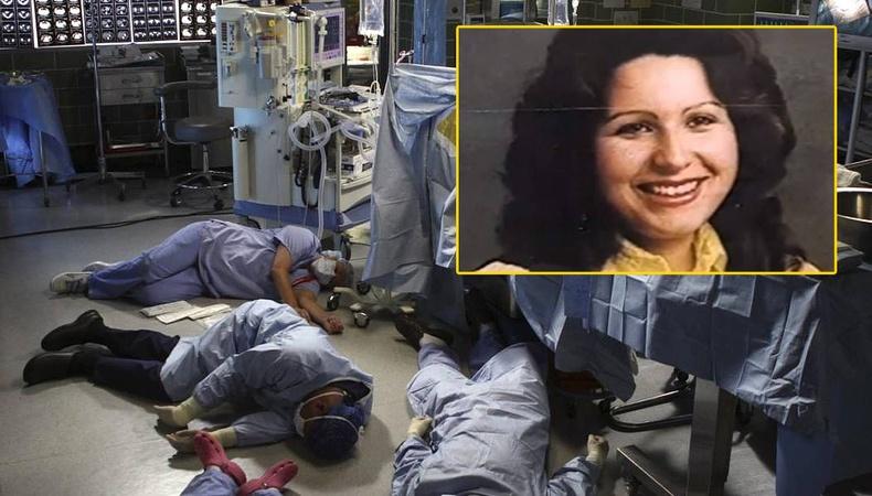 """Нас барахдаа эмч, сувилагчдыг """"хамт авч явах"""" дөхсөн Глориа Рамирезийн хачирхалтай түүх"""