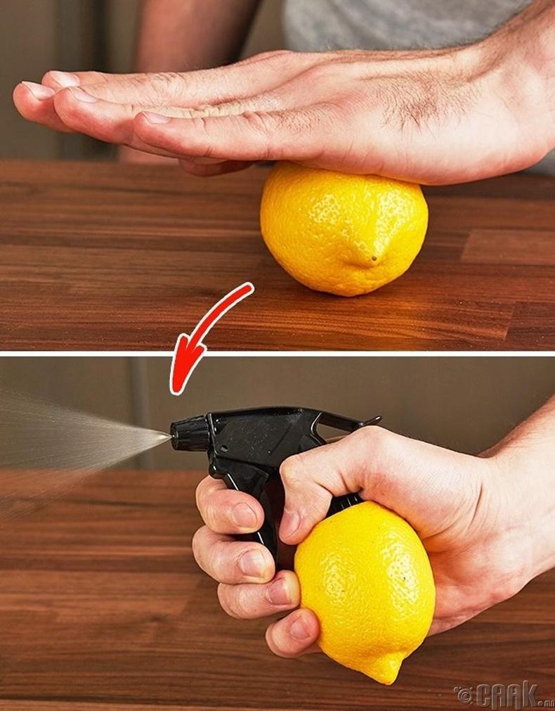 Лимоны цацлага