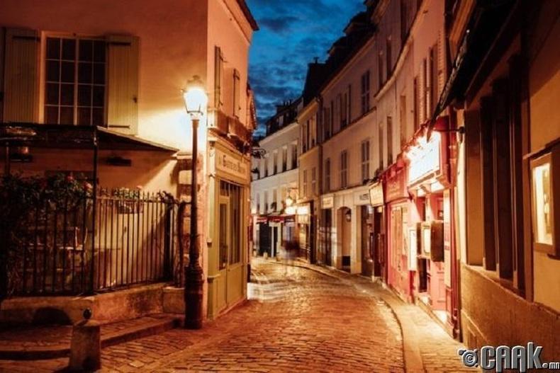 Парисын шөнүүд