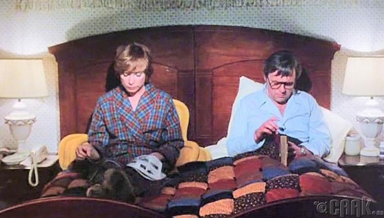 Ширли Маклейн (Shirley MacLaine) болон Энтони Хопкинс (Anthony Hopkins)