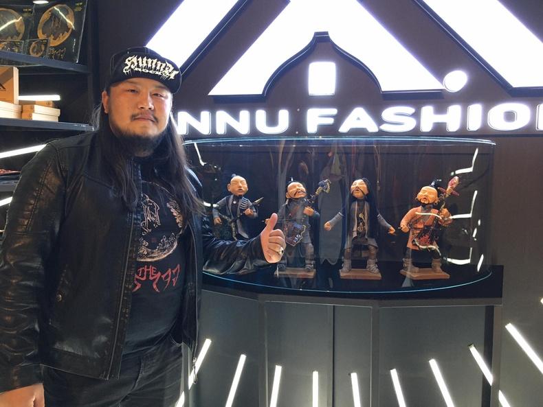 """Хүннү рок урсгалын """"Hunnu Fashion"""" дэлгүүр  албан ёсоор нээлтээ хийлээ"""