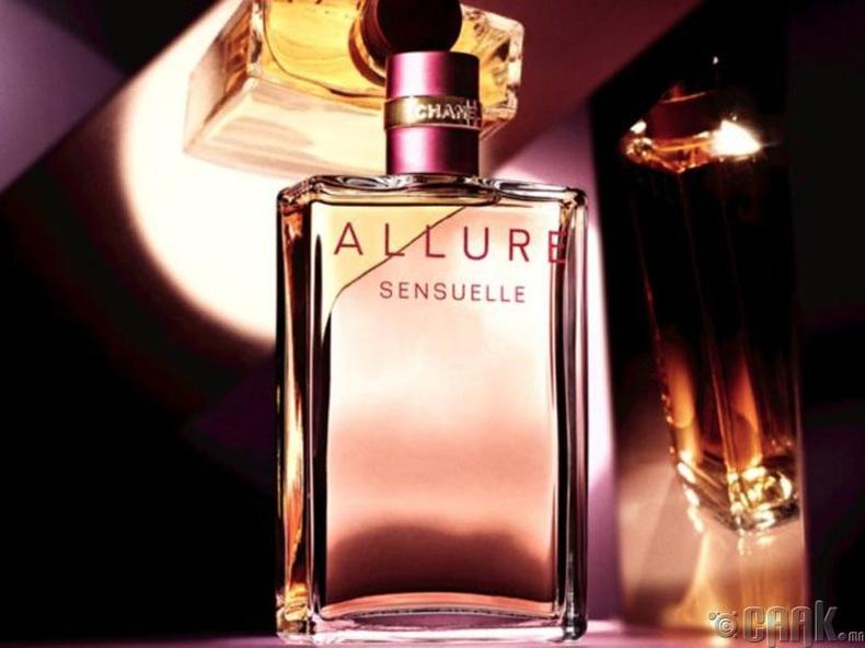 """""""Allure Sensuelle"""" - """"Chanel"""""""