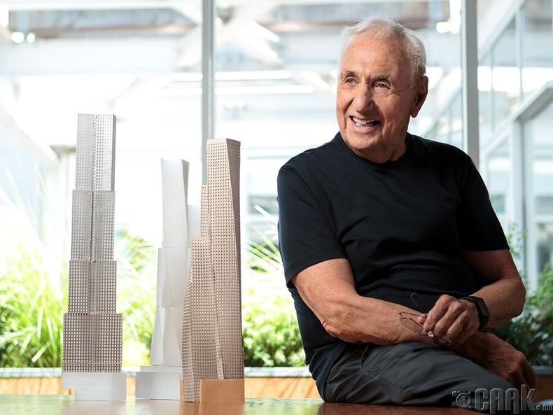 Франк Гэхри (Frank Gehry)