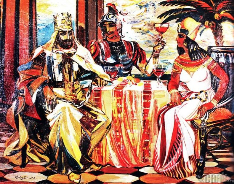 Клеопатрагийн сүрчигний эрлийг үргэлжлүүлэх нь