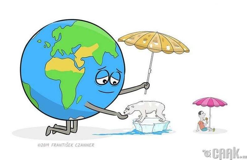 Дэлхийн дулаарал