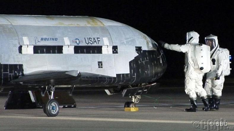 """""""X-37B"""" хөлөг яагаад нууц байдалд хөөрөв"""