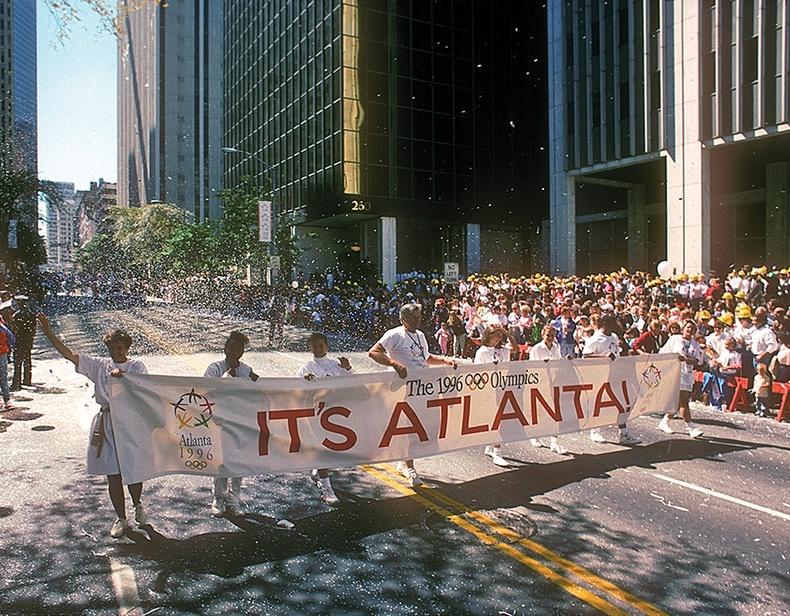 1996 оны Атлантын Олимп