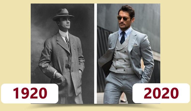 Хүмүүсийн загварын мэдрэмж сүүлийн 100 жилд хэрхэн өөрчлөгдсөн бэ?