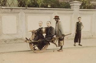 Манж Чин гүрний үеийн амьдралыг харуулсан ховор зургууд