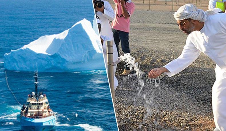 Эмиратчууд ундны усны асуудлаа итгэмээргүй аргаар шийднэ