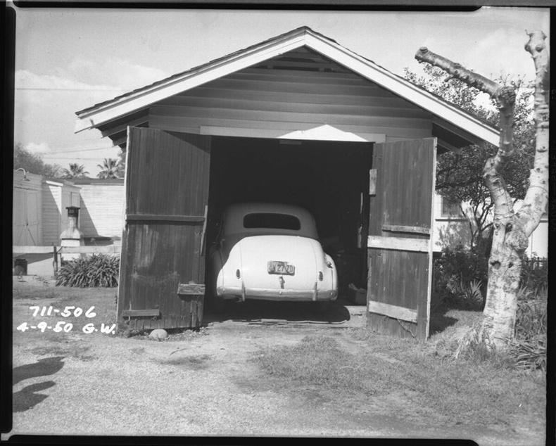 Нэг аллагыг харуулах 3 зураг, 1950