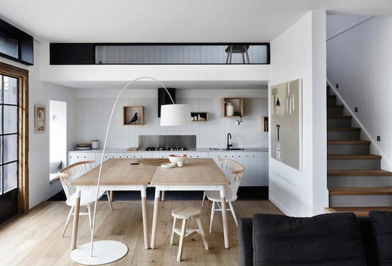 """""""Kerferd Place"""" хаусын дизайн"""