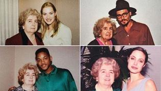 Холливудын бүхий л алдартнуудтай зураг авахуулсан нууцлаг эмэгтэй хэн байсан бэ?