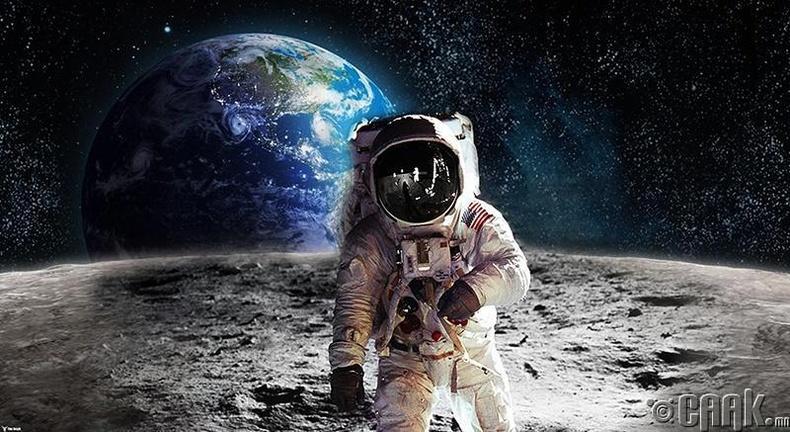 Нэг удаагийн нислэгээр хамгийн удаан сансарт байсан хүн