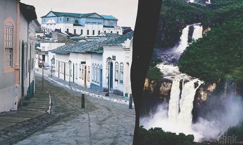 Гояс, Бразил