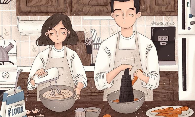 Валентины өдрөөр хайртай хүндээ хийж өгөхөд тохиромжтой хоол, амттаны жорууд
