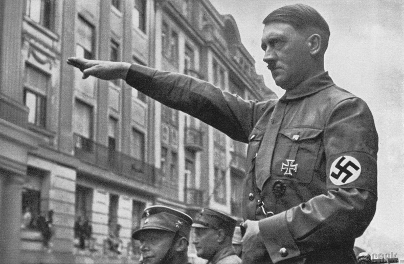 Нацист ёсолгоо