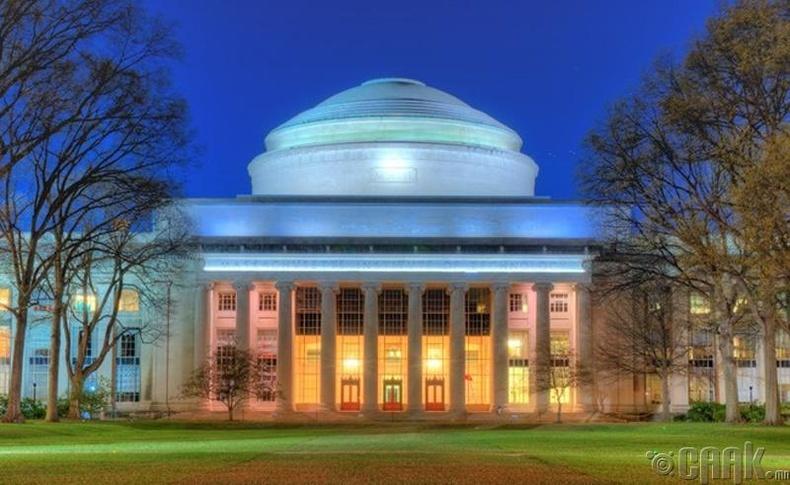 """""""Massachusetts""""-ийн Технологийн их сургууль, АНУ - 46,704 доллар"""