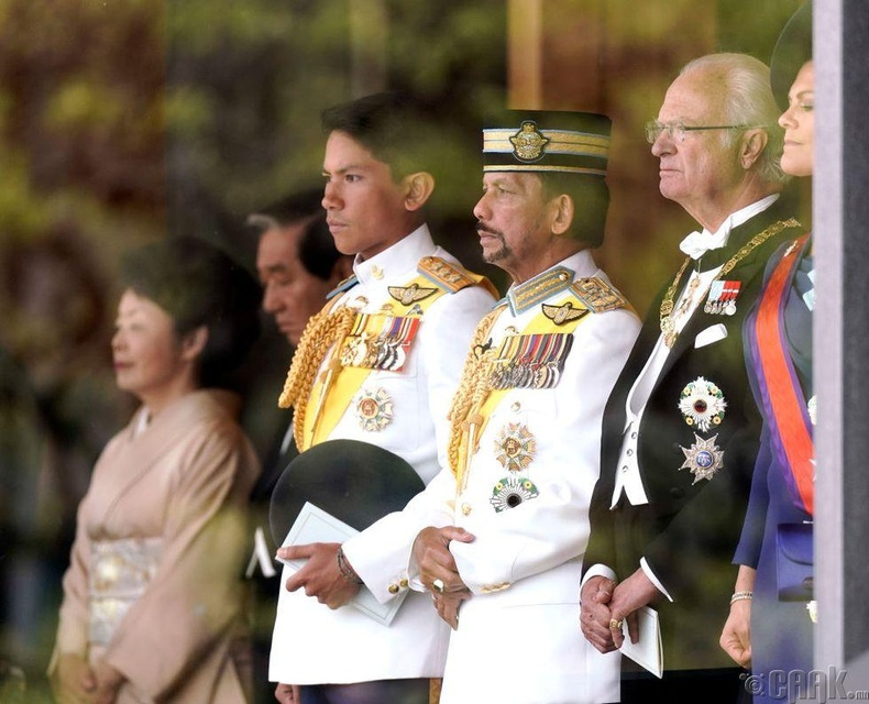 Брунейн Султан Хассанал Болкиах