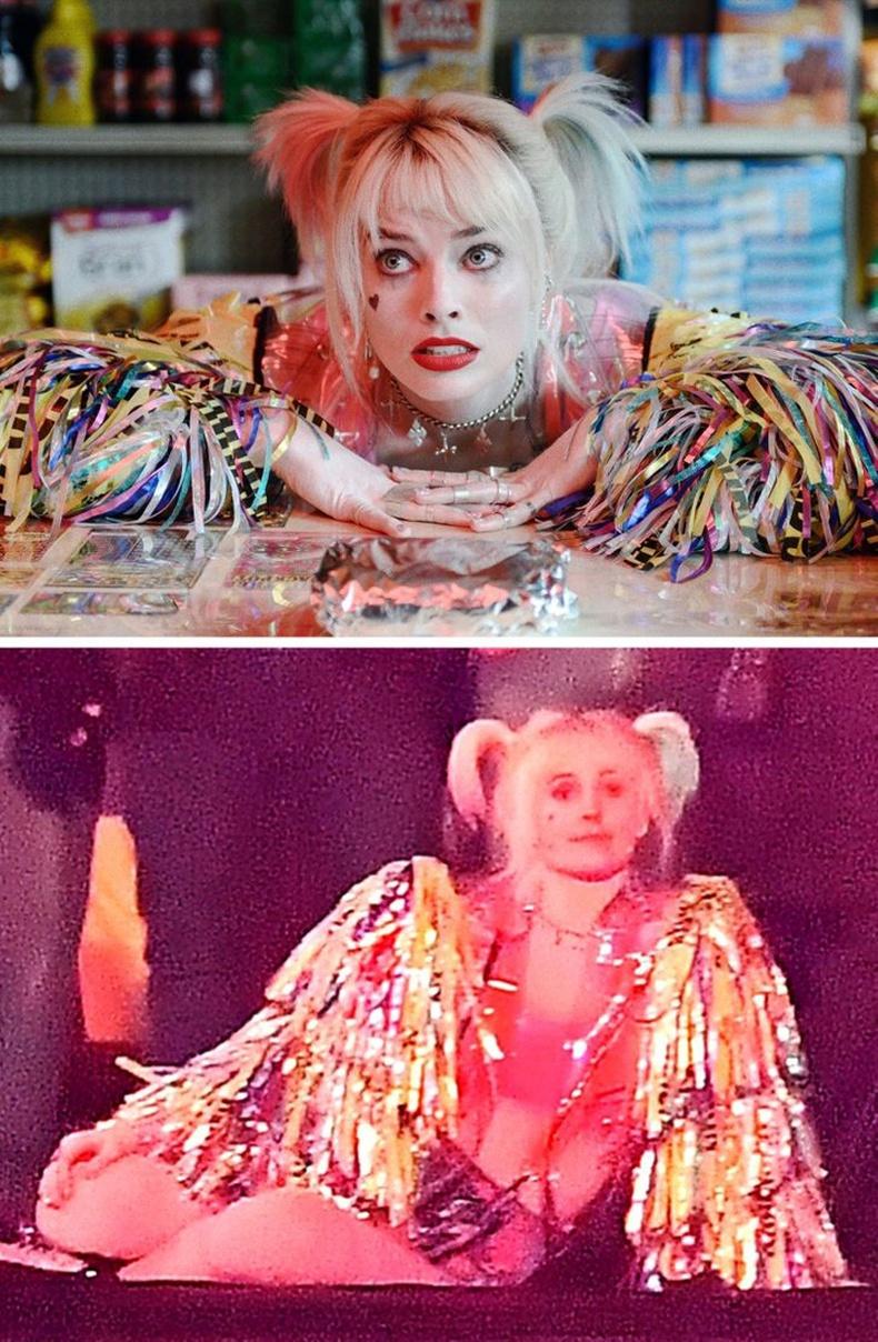 "Марго Робби (Margot Robbie) ""Birds of Prey"" кино"
