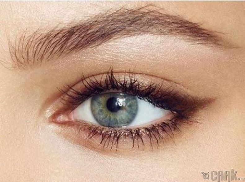 Нүдээ хөнгөн будах