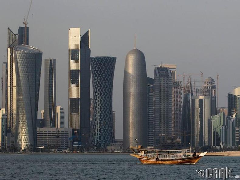 Катар (ДНБ: $128.702)