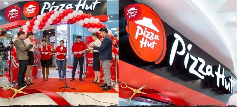 Пицца хат брэндийн цоо шинэ салбар яармагт нээгдлээ...