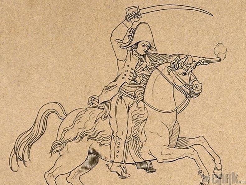 Ренээ Бордерау: Наполеоны хөнөөхийг хүссэн хүн