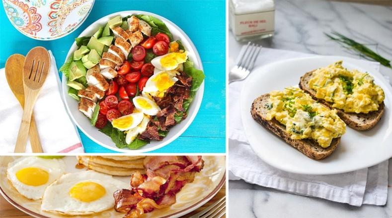 Өглөө идэхэд тохиромжтой илчлэг ихтэй хоолнууд