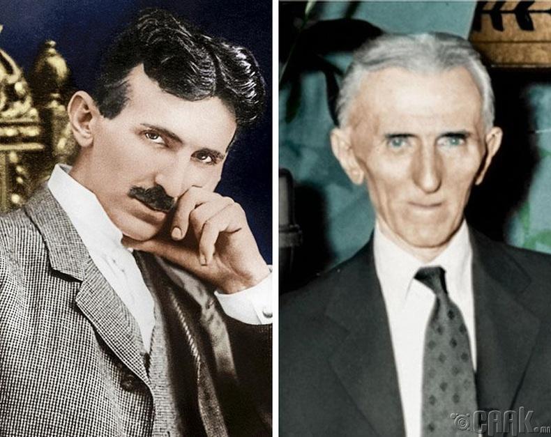 Зохион бүтээгч Никола Тесла