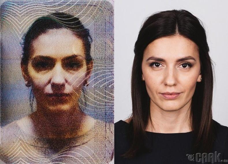 Анастасиа Гриньява (Anastasia Grinyava), 33 настай - Төслийн менежер