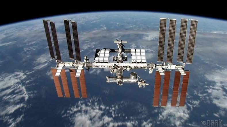 Олон улсын сансрын станц