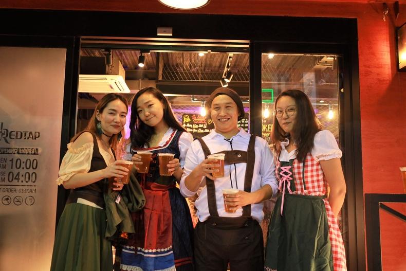 """""""Gem Oktoberfest-2020"""" шар айрагны баяр  аравдугаар сарыг дуустал үргэлжилнэ"""