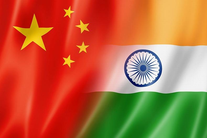 Энэтхэг - Хятад